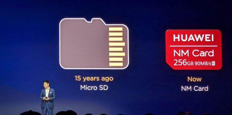 Huawei NM Card (Nano SD Card)