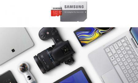 Samsung MicroSD Card 512 GB