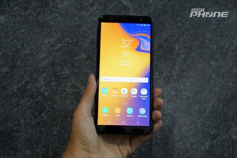 Samsung Galaxy J6+ ราคา