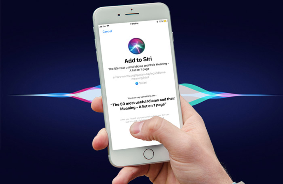 Siri Shortcuts in iOS 12 on iPhone and iPad header