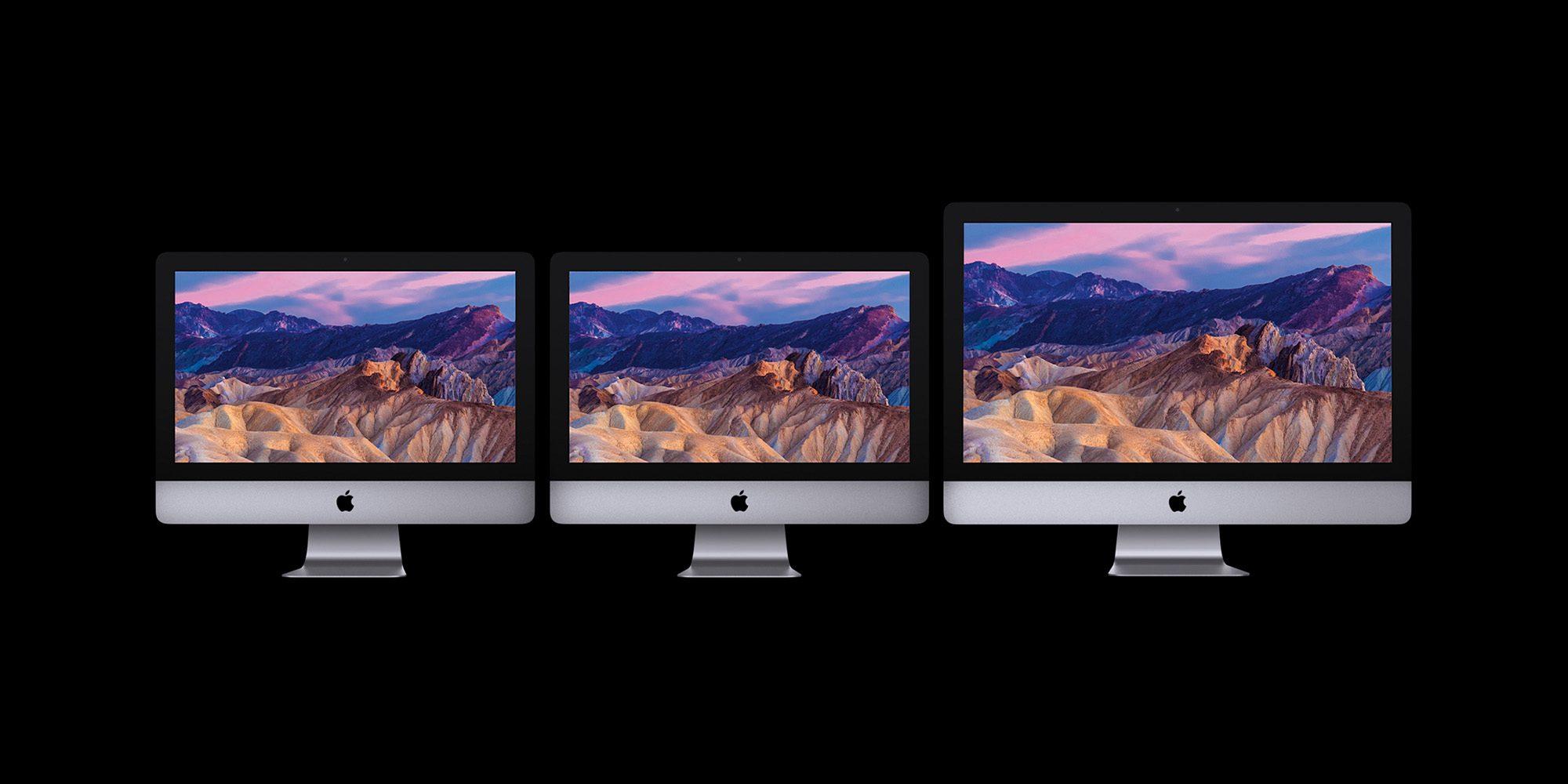 iMac 2018 Concept