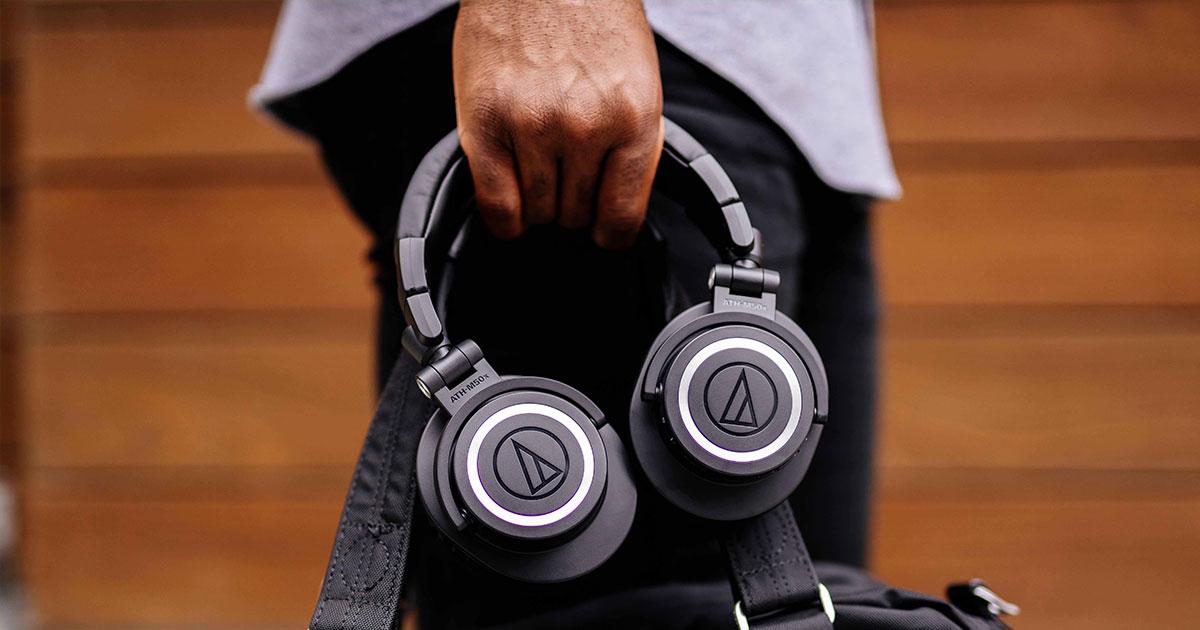 Audio-Technica รุ่น ATH-M50xBT