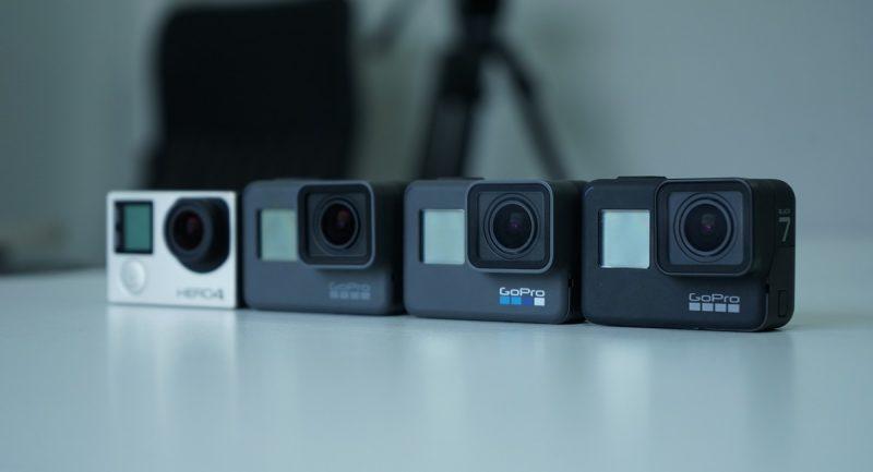 รีวิว GoPro Hero 7 พัฒนาสู่ความเป็นที่สุดของ Action CAM