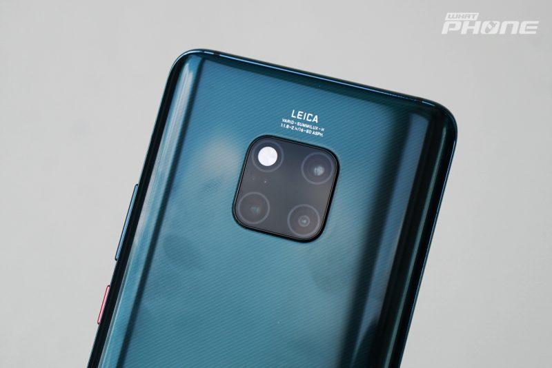 Huawei Mate 20 Pro รีวิว