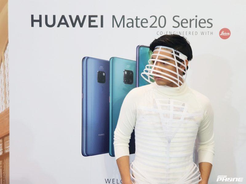 Huawei Mate 20 Series TH