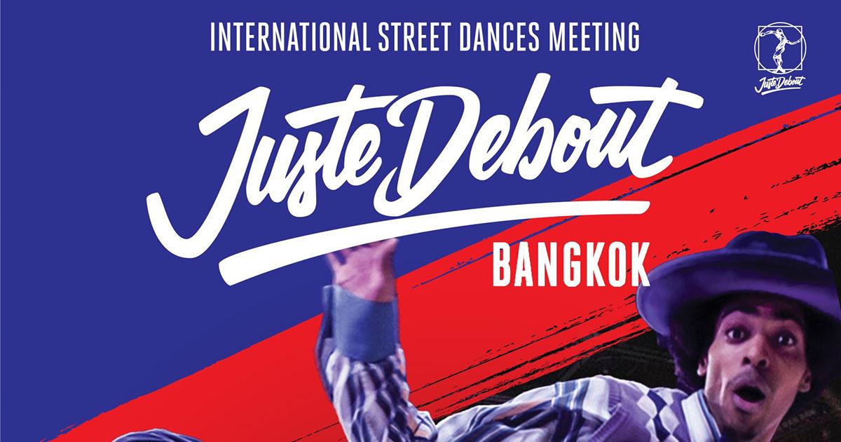 Juste Debout Bangkok 2019