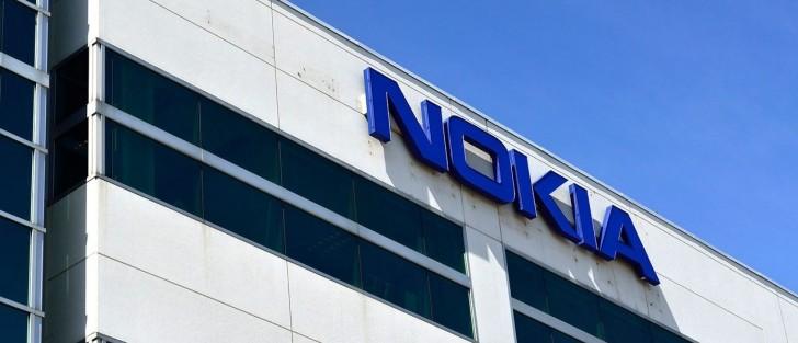Logo Nokia Company