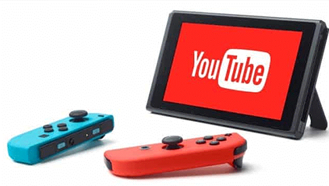 Nintendo Switch YouTube
