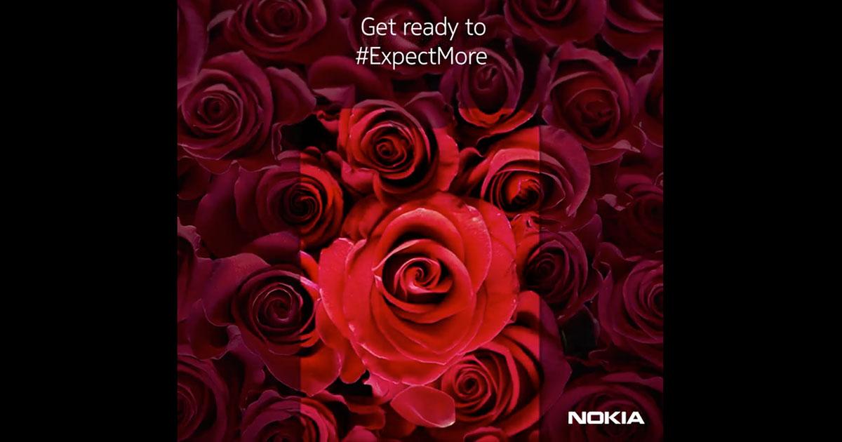 Nokia 8.1 Teaser