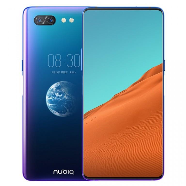 Nubia X Sea Blue