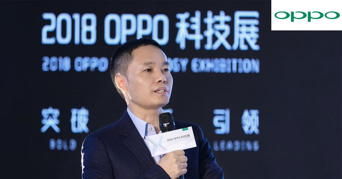Tony Chen - Oppo