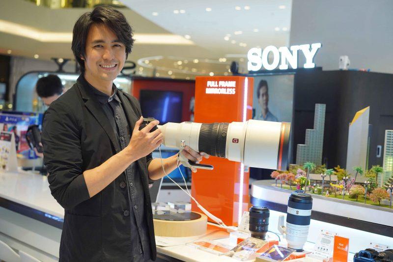 Sony Store Icon Siam