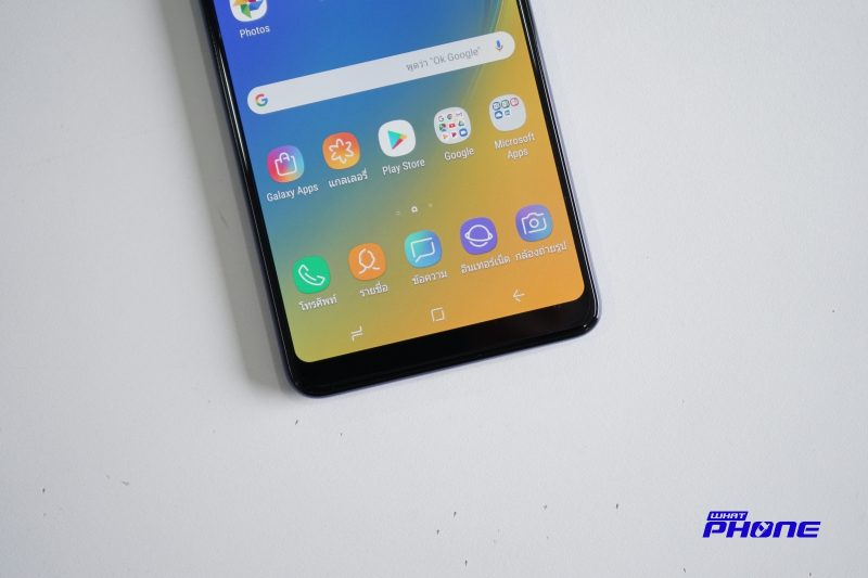 Samsung Galaxy A9 2018 Unboxing