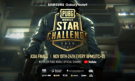 Samsung Galaxy Note 9 x PUBG