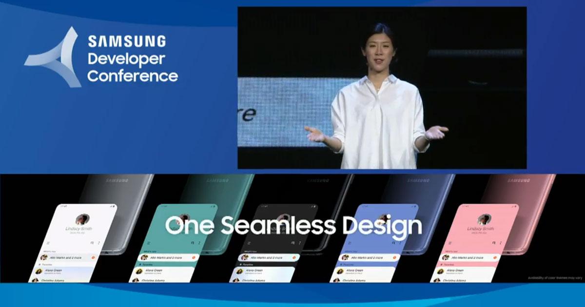 Samsung One UI - Head