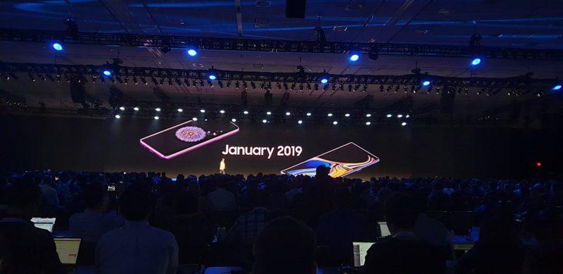 Samsung One UI - Release Date