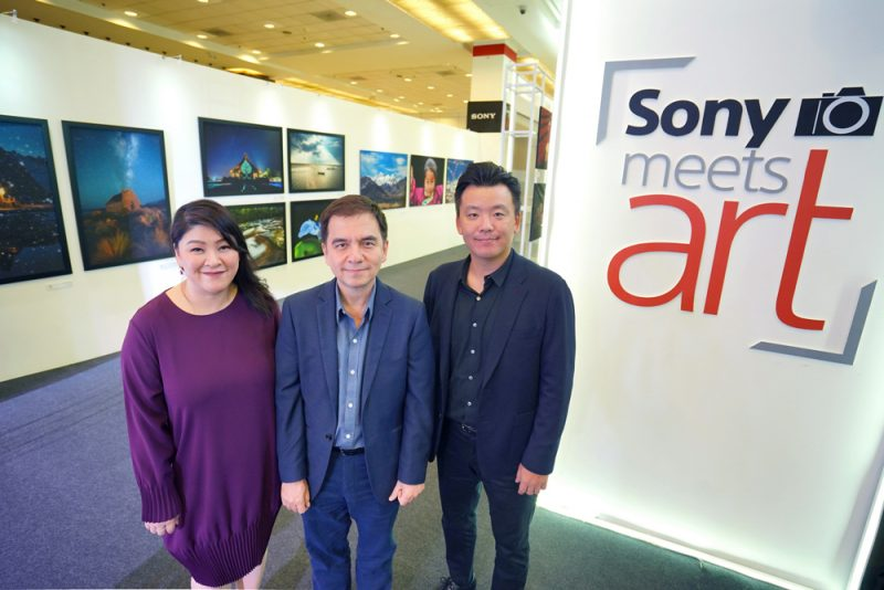 Sony Meets Art