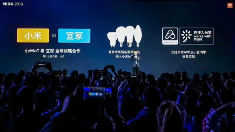 Xiaomi Strategic Partnership IKEA connect Smart Home