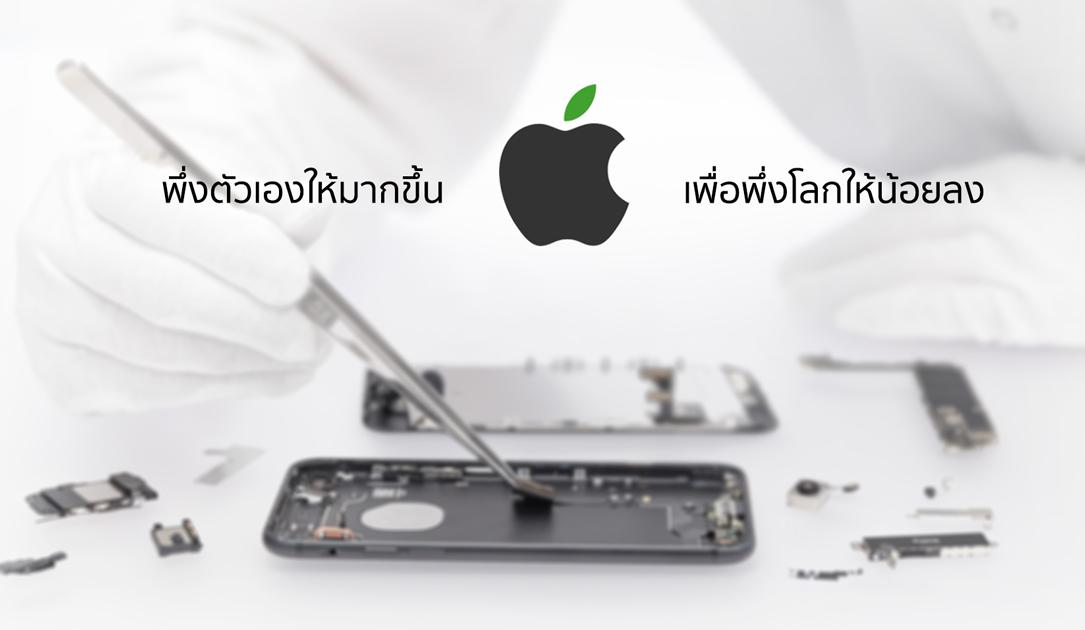 apple environment