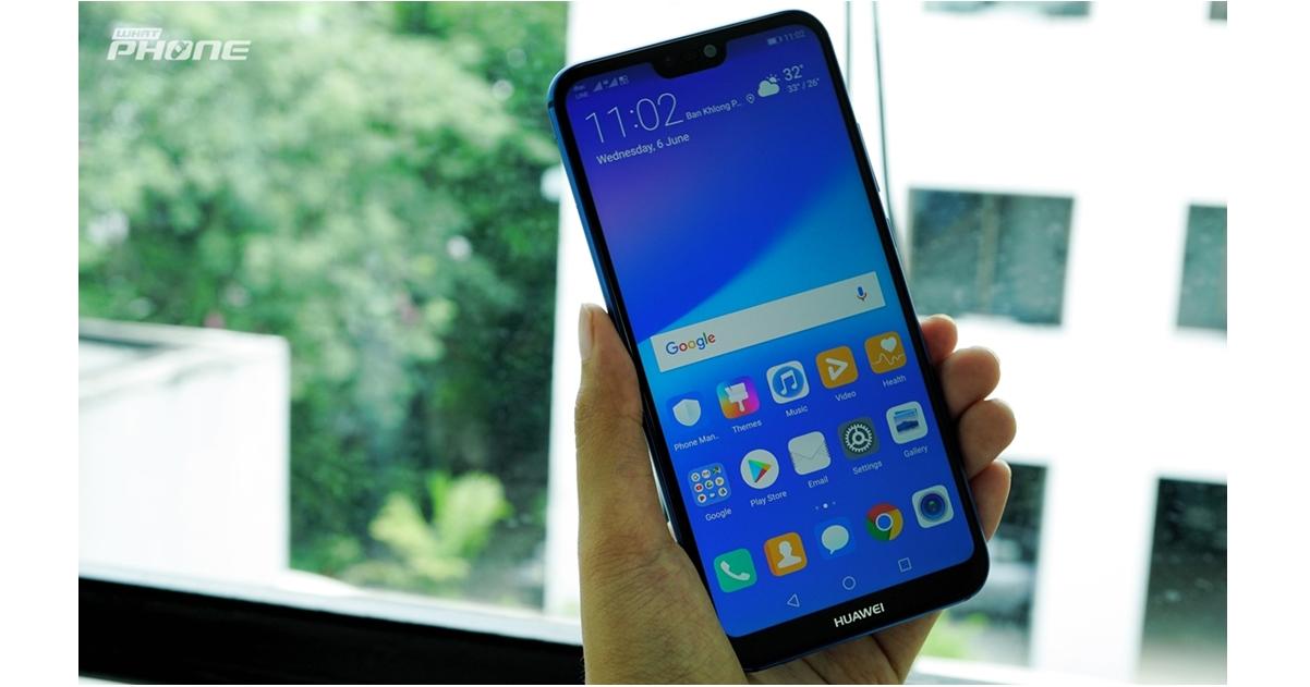 Huawei Nova 3e รีวิว