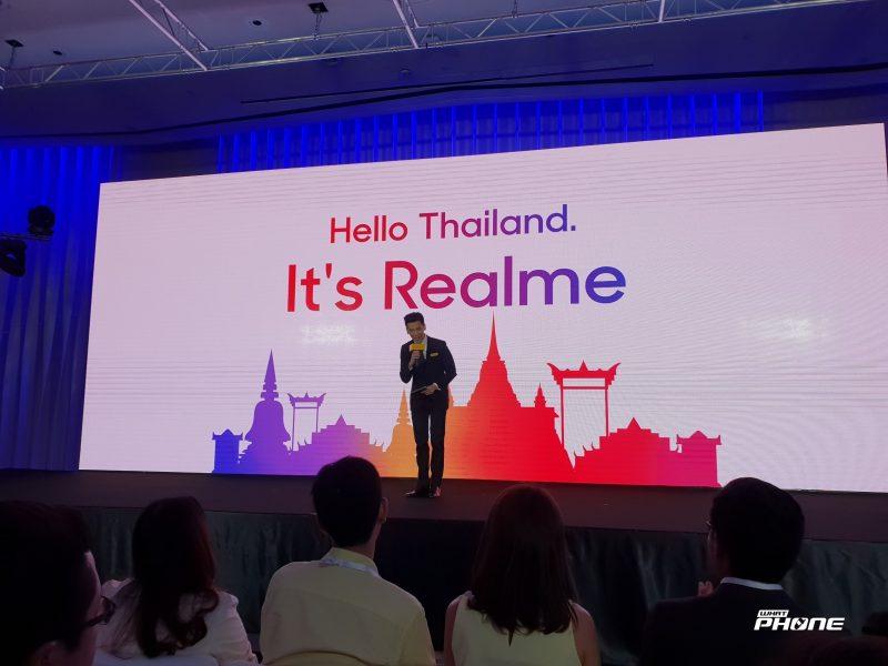 Realme in Thailand