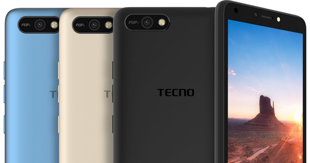 TECNO Mobile Pop 2