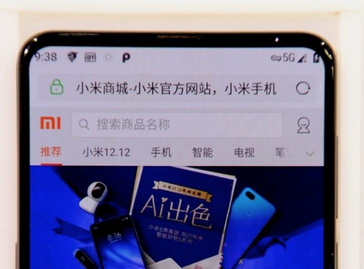 Xiaomi mi Mix 3 5G Edition