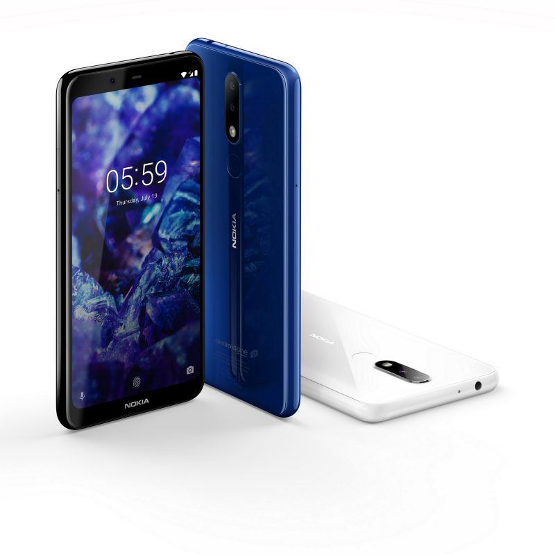 Nokia 5.1 Plus Android Pie