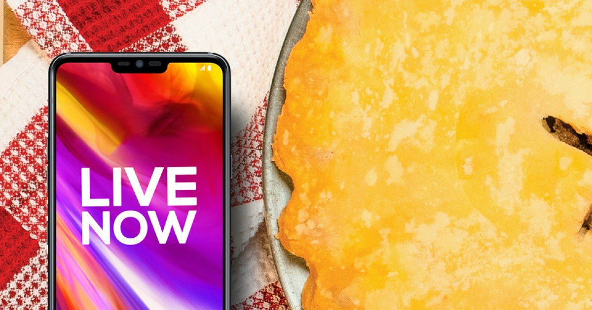 LG G7 ThinQ Android 9 Pie Update