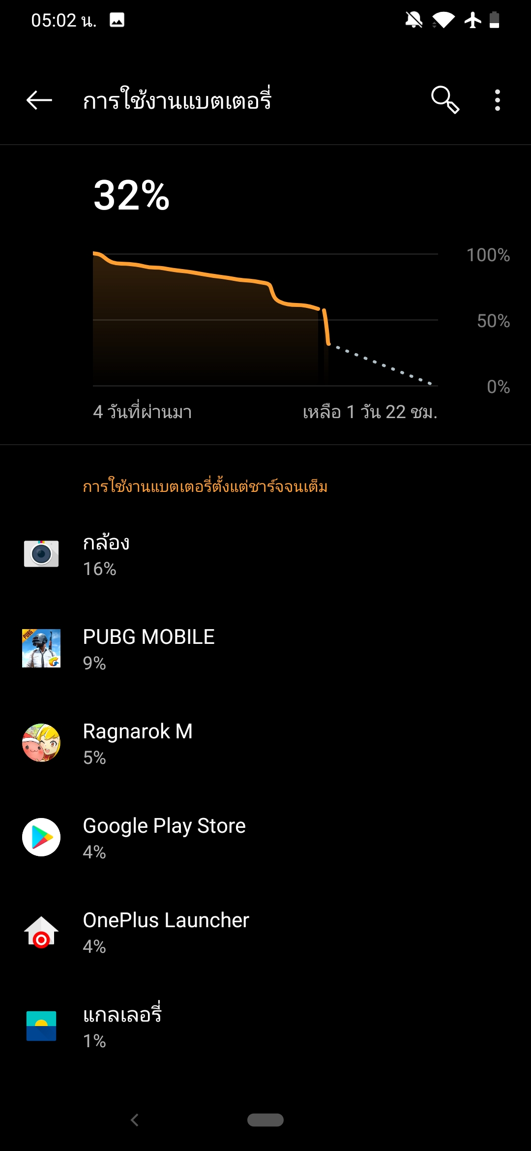 OnePlus 6T Battery 2