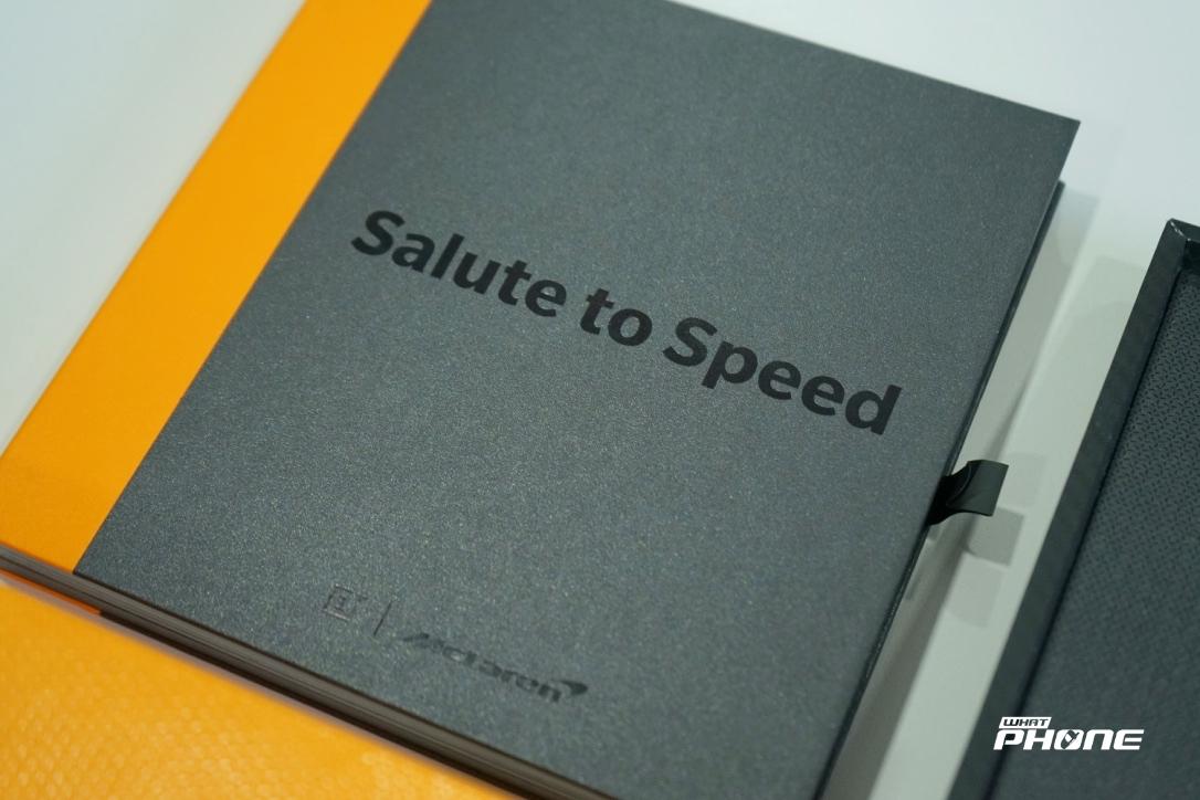 OnePlus 6T McLaren Edition Unboxing 2