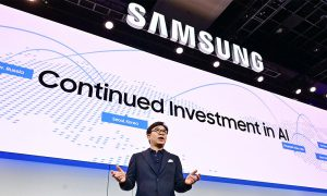 Samsung at CES 2019