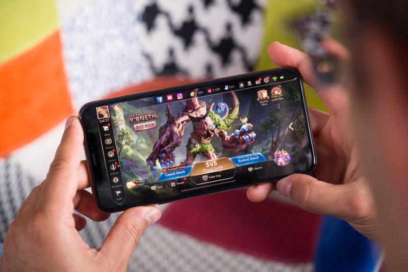 Apple iPhone XS Max Gaming