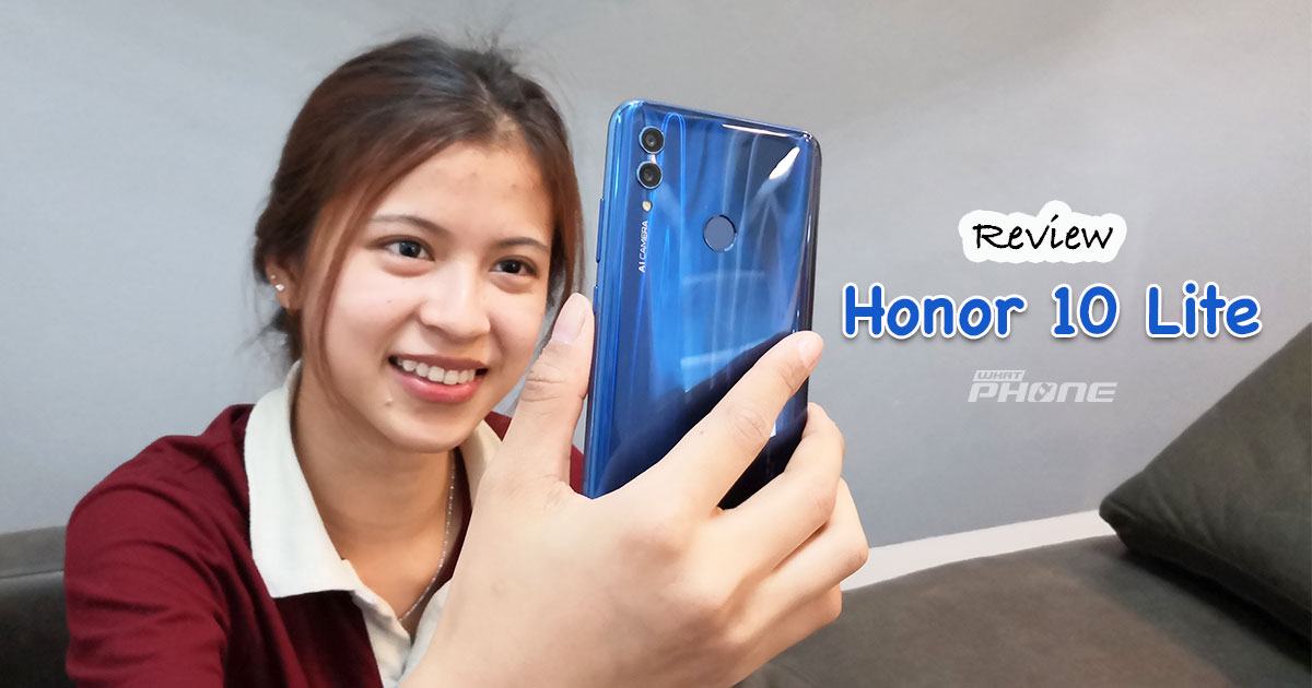 Honor 10 Lite