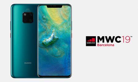 Huawei Mate 20 Pro in MWC 2019
