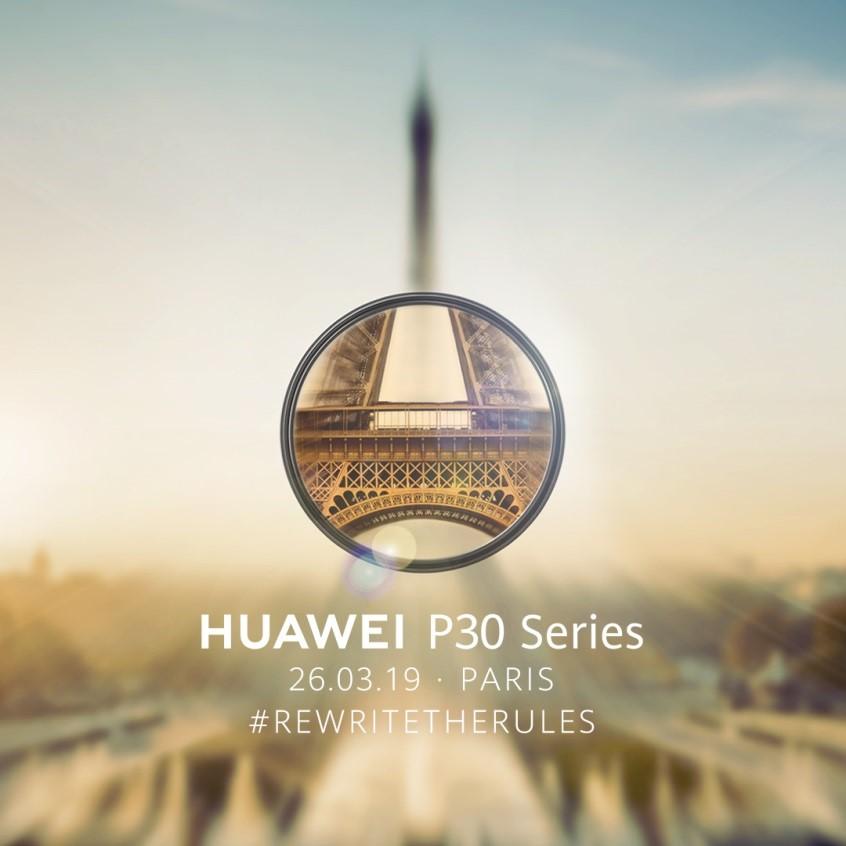 Huawei P30 Invite