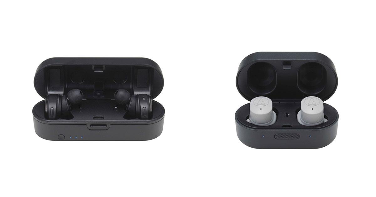 RTB เปิดตัวหูฟัง True Wireless รุ่นใหม่ ATH-CKR7TW และ ATH-SPORT7TW จาก ออดิโอ-เทคนิก้า