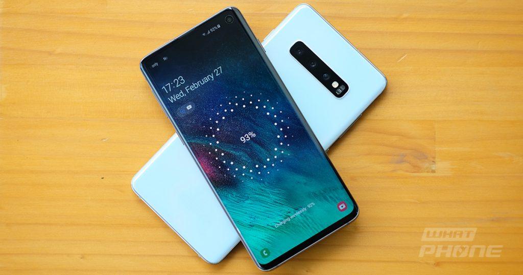 Samsung Galaxy S10, Galaxy S10+ PowerShare