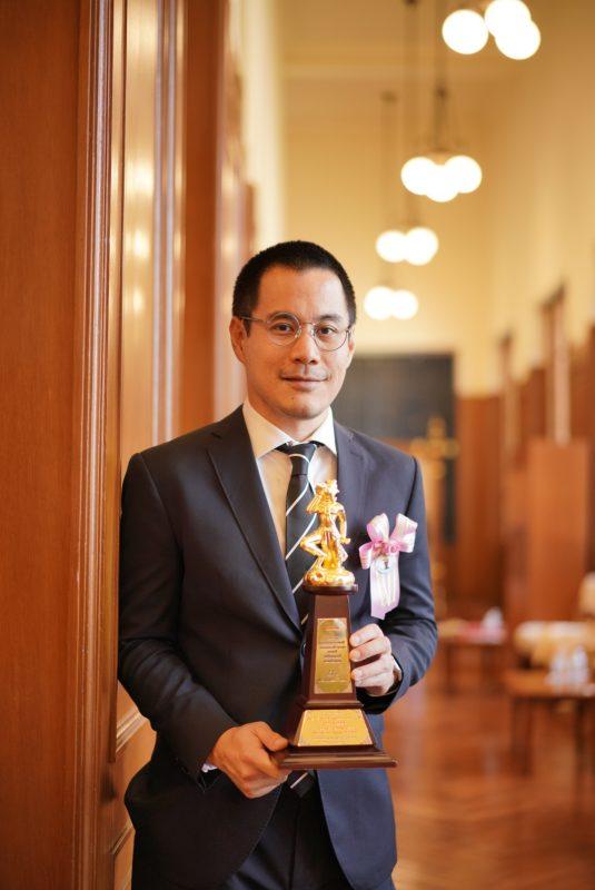 กวิน ตั้งอุทัยศักดิ์ ผู้อำนวยการธุรกิจคอนเทนต์ LINE