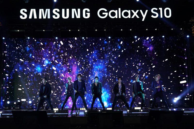 Galaxy S10 iKON