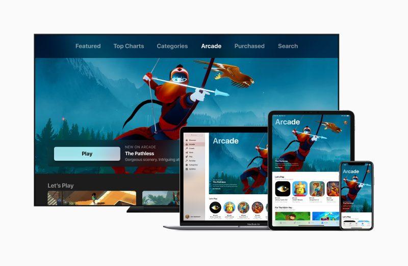Apple Arcade on Mac iPad iPhone WWDC 2019