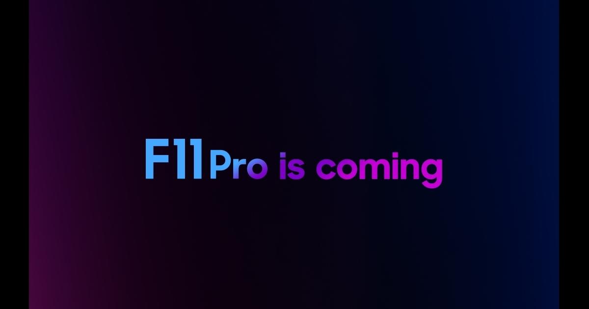 OPPO F11 Pro 2019