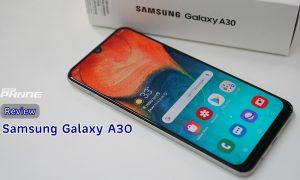 Samsung Galaxy A30 รีวิว