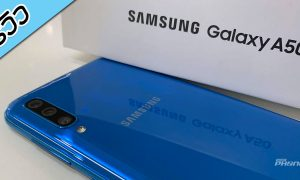 รีวิว Samsung Galaxy A50