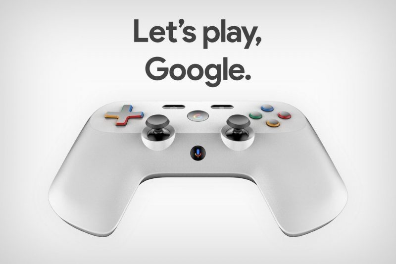 Google Leaked Controller GDC 2019