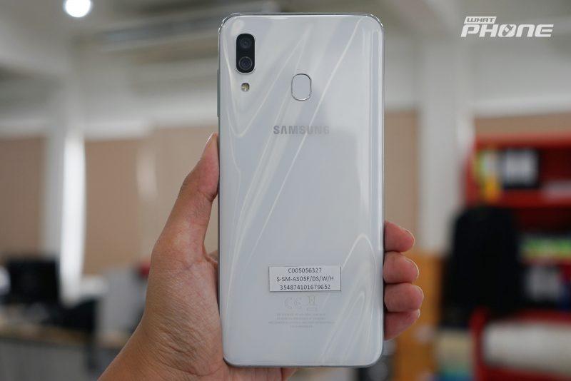 Samsung Galaxy A30 pantip