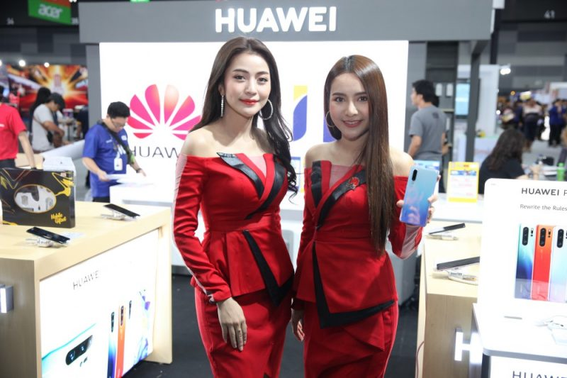 HUAWEI at Commart Connect 2019