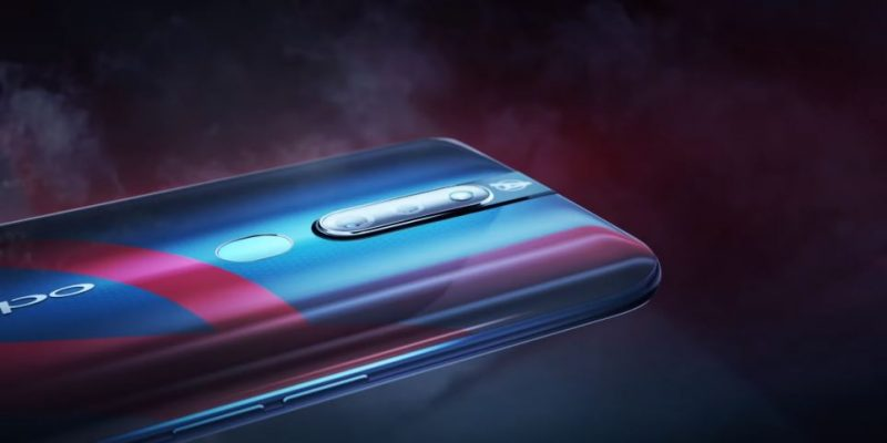 OPPO F11 Pro Marvel Avengers Limited Edition
