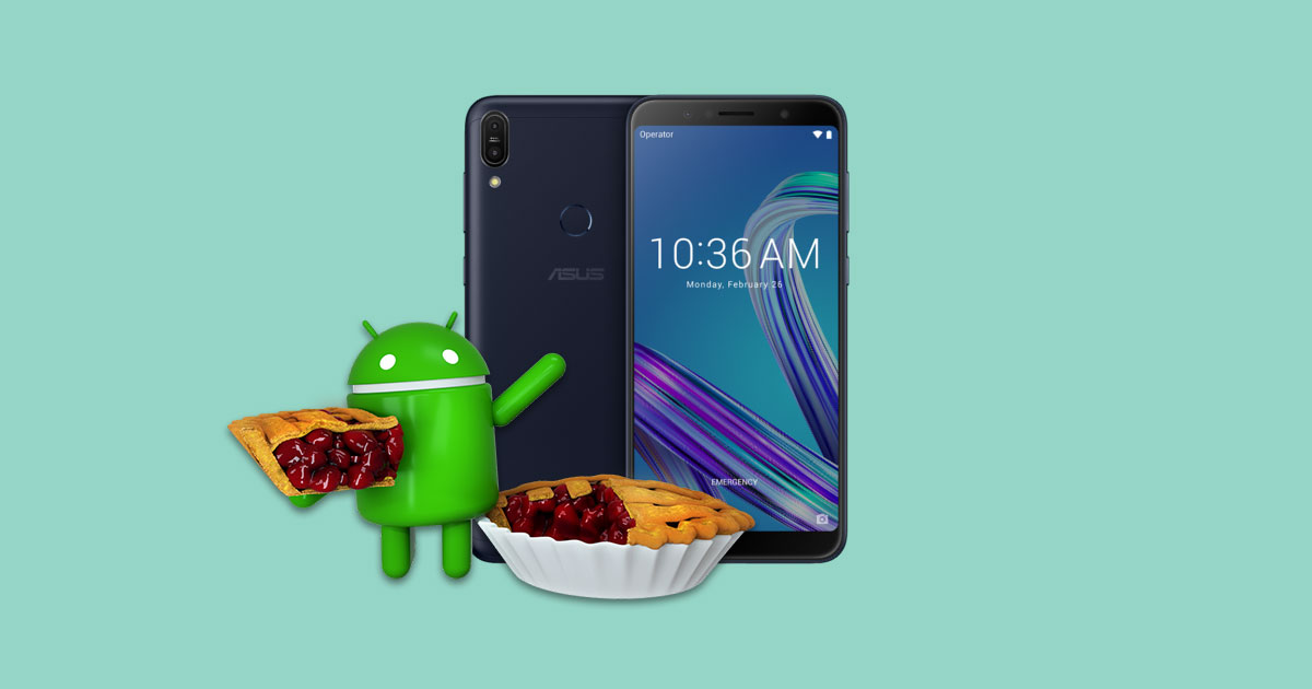 Asus ZenFone Max Pro (M1) and Max (M2) receiving Android Pie