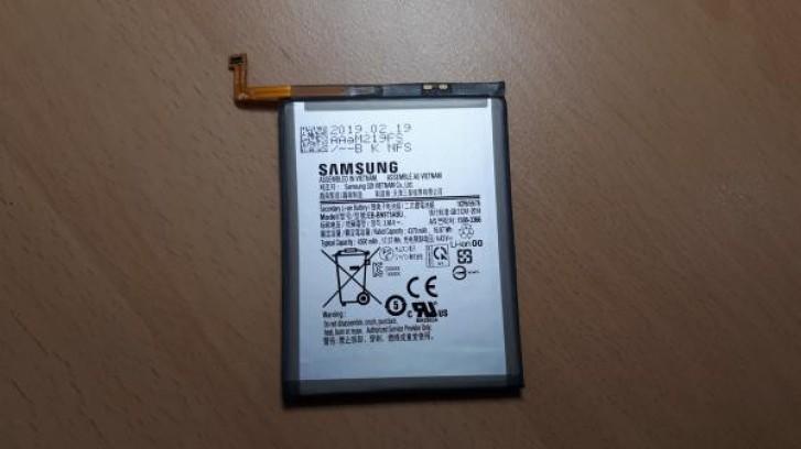 Samsung Galaxy Note 10 Pro Battery